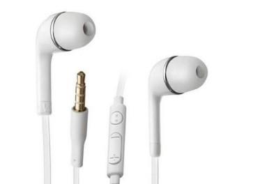 Samsung EO-EG900BW stereo handsfree slúchadlá 3,5 mm jack White