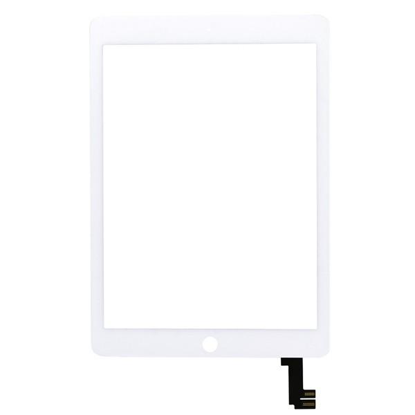 Apple iPad Air 2 - dotyková plocha, sklo (digitizér) originál - biela