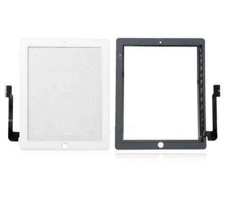 Apple iPad 3 - dotyková plocha, sklo (digitizér) originál - biela