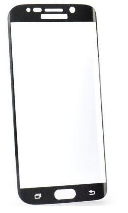Samsung Galaxy S7 EDGE zaoblene - čierne