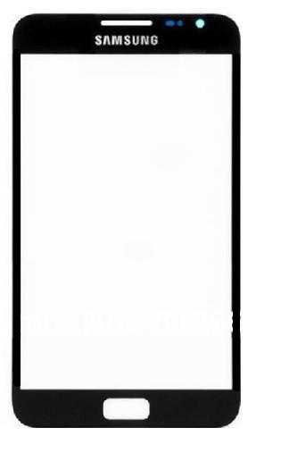 Predné dotykové sklo Samsung Galaxy Note 3 - čierne
