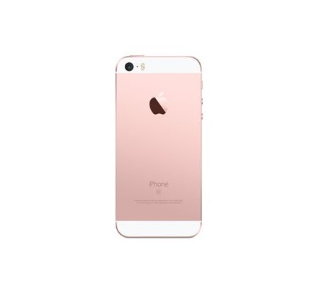 iPhone SE - Zadný kryt - rose gold