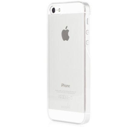 Tip Case Ultra Slim 0.3mm iPhone 5 5S SE priesvitný ade7648750e