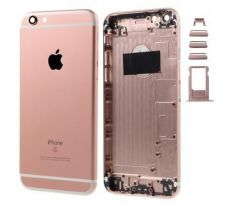 Zadný kryt iPhone 6S rose gold