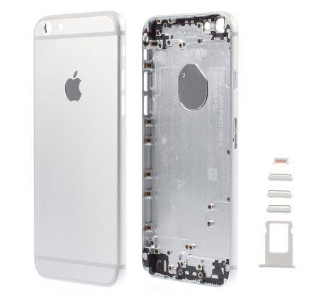Akcia Zadný kryt iPhone 6 silver - strieborný d52c44f75c4