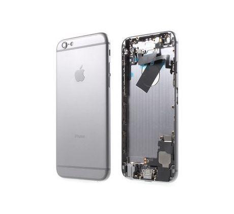 Akcia Doprava zadarmo Zadný kryt iPhone 6 space gray s malými dielmi f8f36a2cbba