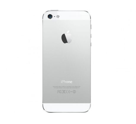 Akcia Apple iPhone 5 zadný kryt - biely df8f972b978