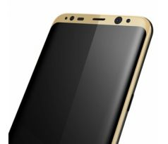 BASEUS 3D Arc Tempered Glass Samsung Galaxy S8 gold