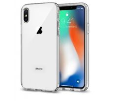 Case Ultra Slim 0.3mm iPhone X priesvitný