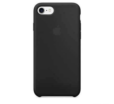 Apple iPhone 7/8 Silicone Case Black MMW82ZM/A