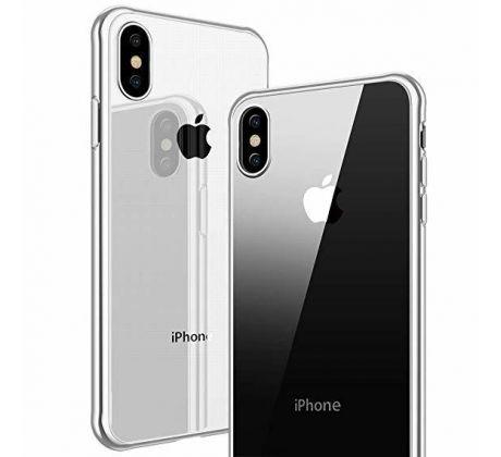 Nové Ultratenký tvrdený kryt 0.5mm iPhone Xs Max priesvitný 80e93a0cd60
