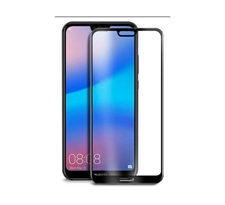 FULL GLUE 3D glass Huawei P20 Pro Black