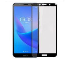 FULL GLUE 3D glass Huawei Y6 2018 Black