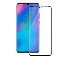 FULL GLUE 3D glass Huawei P30 Black