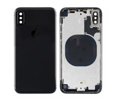 Apple iPhone X - Zadný Housing (Space Gray)