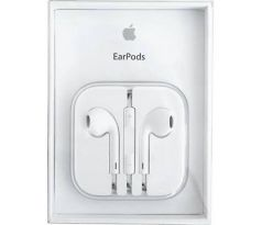 MD827ZM/B Slúchadlá pre iPhone/iPad - original EarPods (EU Blister - Apple package box)