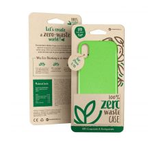 BIO - Zero Waste - kryt iPhone 11 - zelený