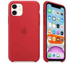 iPhone 11 Silicone Case - (PRODUCT)RED