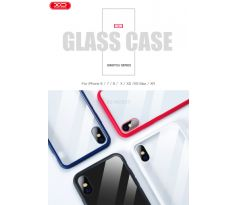 GLASS CASE iPhone 11 - čierny