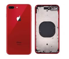 Apple iPhone 8 Plus - Zadný Housing (PRODUCT)RED Červený