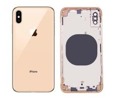 Apple iPhone XS - Zadný Housing - zlatý