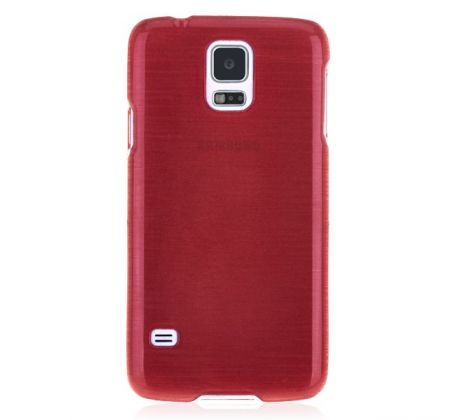 Plastic hard case red Samsung Galaxy S5