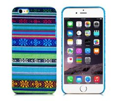 Ethnic Plastic Case iPhone 6 Plus/6S Plus (Blue)