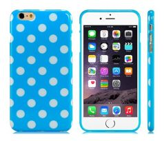 Blue Dot Silicone iPhone 6 Plus/6S Plus