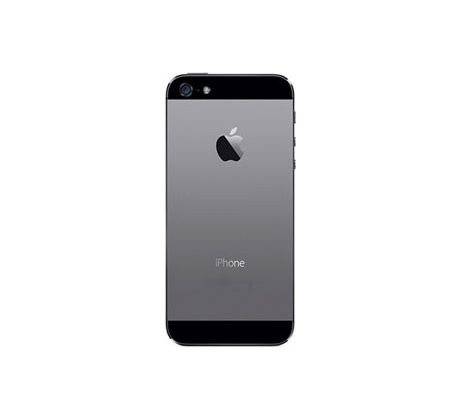 Akcia iPhone 5S - Zadný kryt - space grey   šedá 497a97dec54